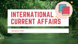 International current affairs